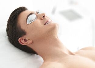 Peeling laserowy dla mężczyzn