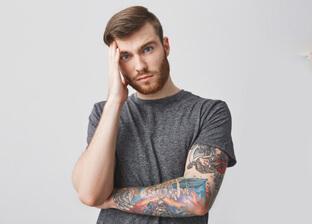 Usuwanie tatuaży dla mężczyzn