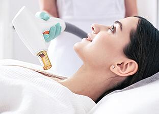 Laser frakcyjny: Laserowe odmładzanie skóry