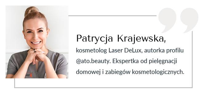 kosmetolog laser delux patrycja krajewska